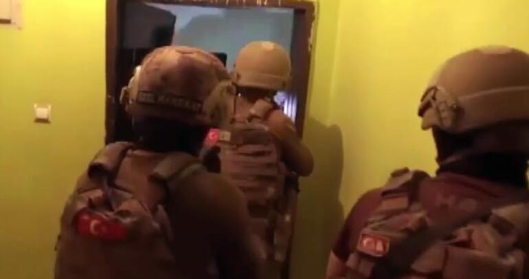 Muğla polisinden film gibi operasyon Salgın nedeniyle evde kalanları hedef almışlar
