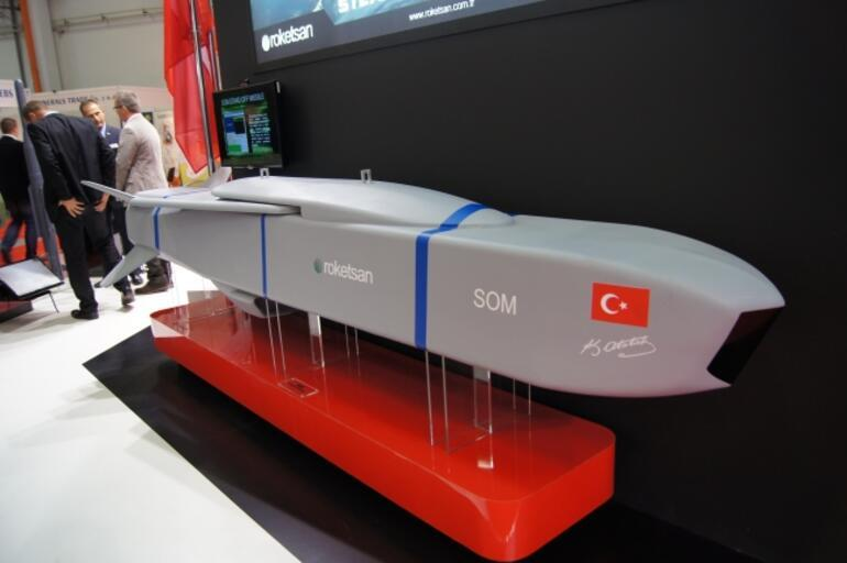 Son dakika: Tarihi adım Türkiye menzili aşıyor...