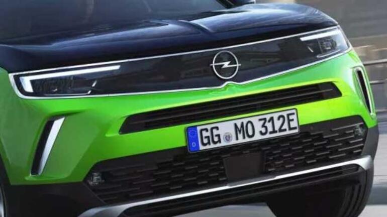 Opel logosunu yeniledi Mokka ile sergiledi