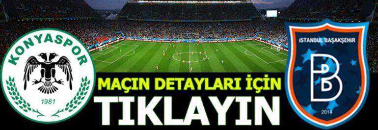 Konyaspor - Başakşehir: 4-3