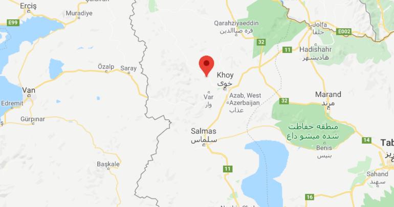 Son dakika Türkiye - İran sınırında deprem