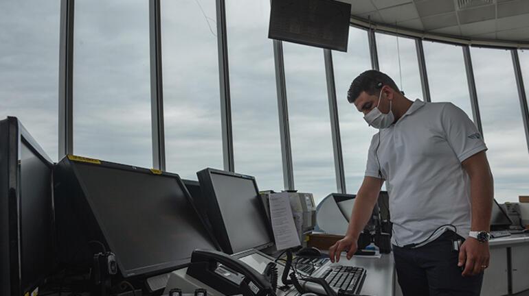 15 Temmuzda Cumhurbaşkanı Erdoğanın uçağını indiren kule görevlileri konuştu