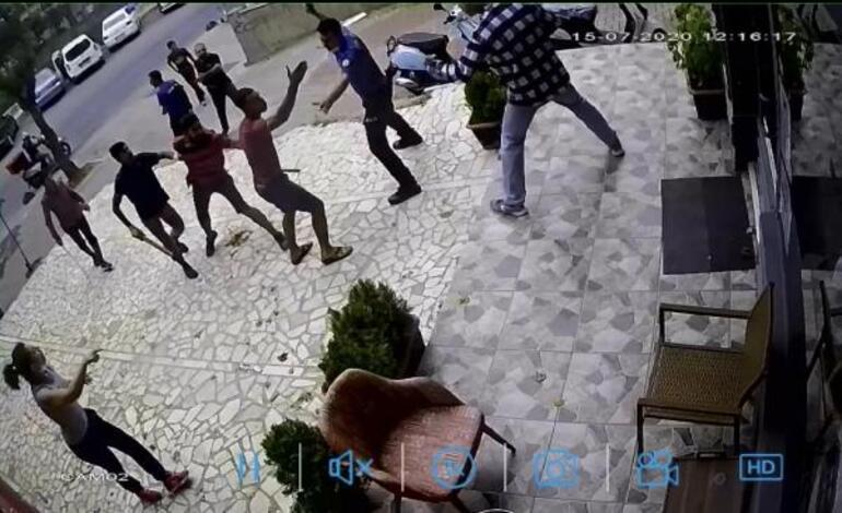 Yer: İstanbul Kağıt toplayıcıları dehşet saçtı