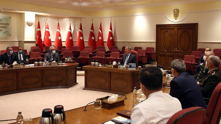 Son dakika... Türkiye-Azerbaycan arasında önemli görüşme