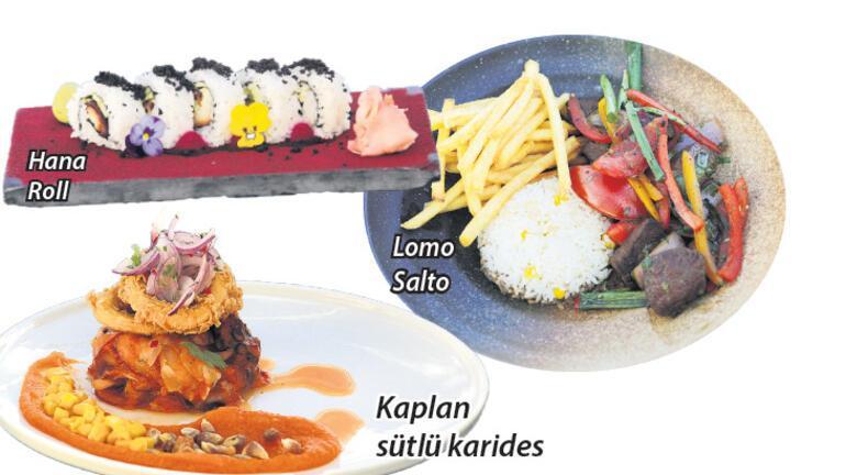 İstanbul'a lezzetli bakış