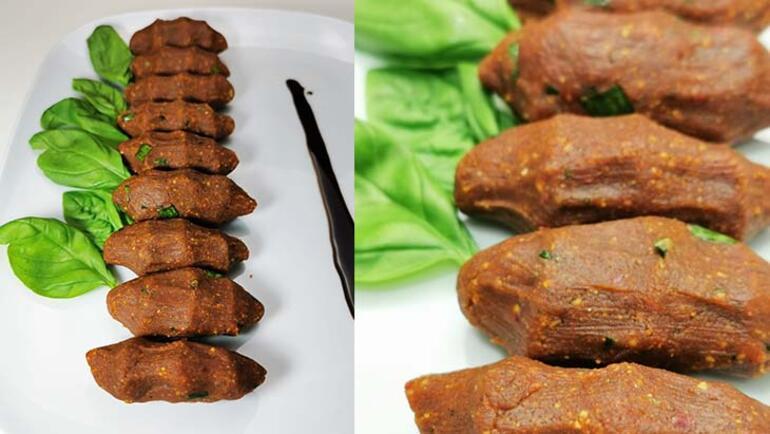 Glutensiz beslenme ve yer fıstığı çiğ köfte tarifi