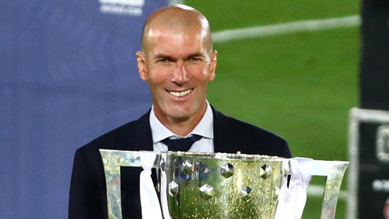 Zidane'ın kaderini Galatasaray değiştirdi