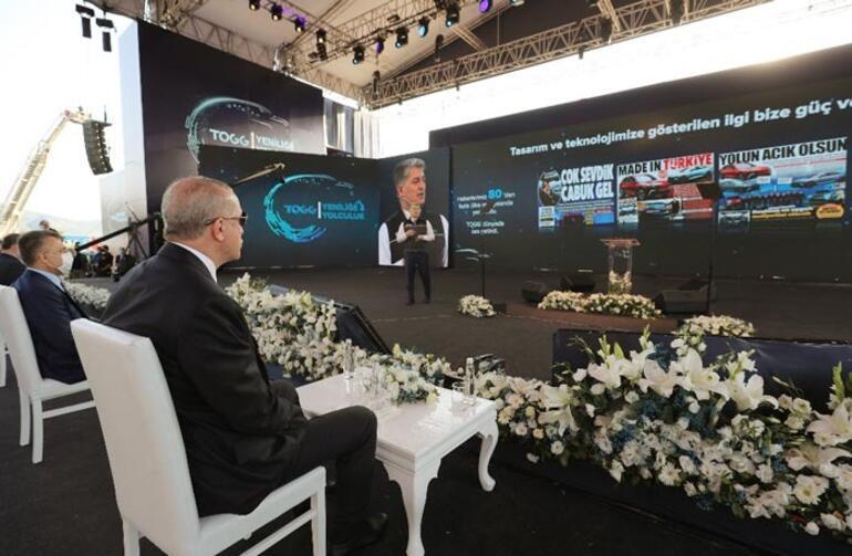 Son dakika haberi... Cumhurbaşkanı Erdoğan, Türkiyenin otomobili için tarih verdi