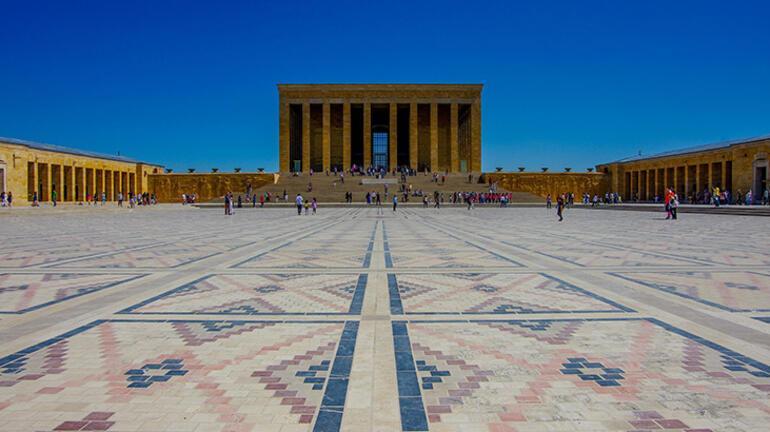 Anıtkabir ne zaman yapıldı Anıtkabir hakkında kısa bilgiler…