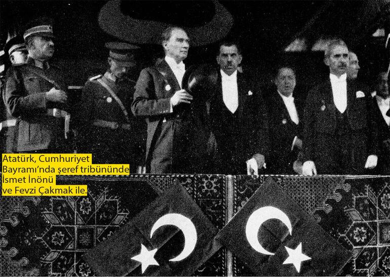 Öymen, CHP tarihini anlatıyor: Cumhuriyet'i ve CHP'yi  halk çocukları kurdu