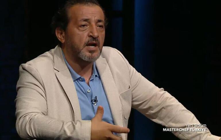 MasterChefte Mehmet Yalçınkaya çileden çıktı: Seni buradan dışarı atarım