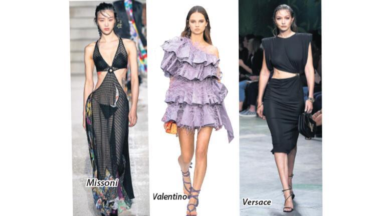 Sezonun 5 elbise trendi