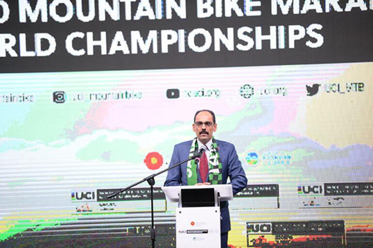 2020 Dünya Dağ Bisikleti Maraton Şampiyonasının tanıtımı yapıldı