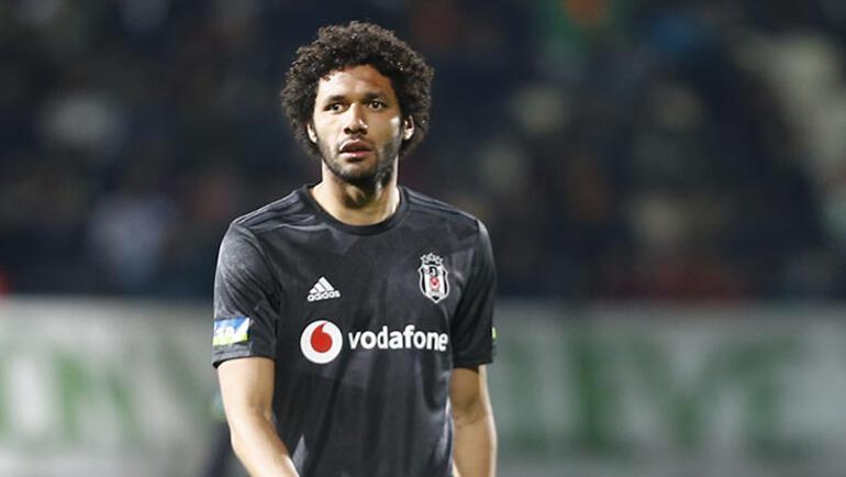 Beşiktaştan flaş Elneny isteği Arsenalin kapısını çaldı...