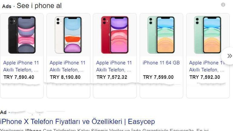 Son dakika... Googledan flaş Türkiye kararı Alışveriş reklamları kaldırılıyor