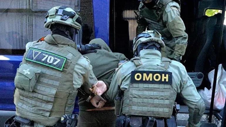 Belarus 33 Rus paralı askeri yakaladı