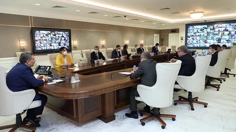 Sağlık Bakanı Fahrettin Kocadan 81 İl Sağlık Müdürüne bayram uyarısı