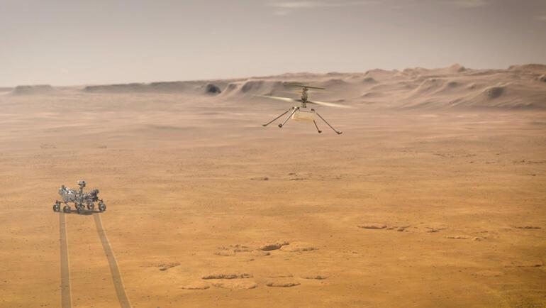 Son dakika... Tarihi an Perseverance fırlatıldı, Mars yolculuğu başladı