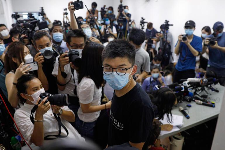 Hong Kongda seçimler ertelendi, muhalefet ayağa kalktı