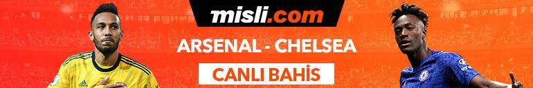 Arsenal - Chelsea canlı bahis heyecanı Misli.comda