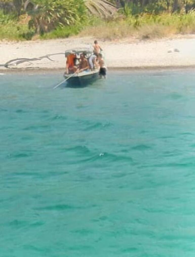 Son dakika haberi: İzmirde tekne faciası Son fotoğrafları ortaya çıktı...