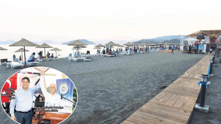 Türkiye'nin ilk Ekolojik Plajı