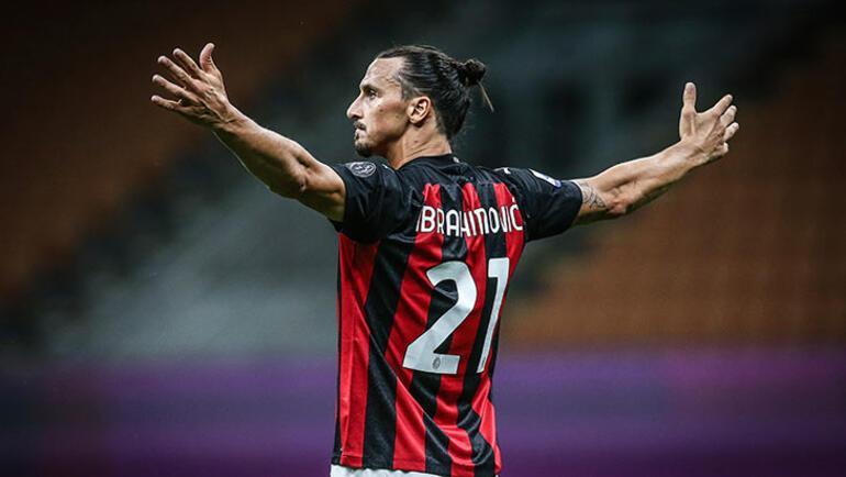 Milanda Zlatan İbrahimovic rekora doymuyor