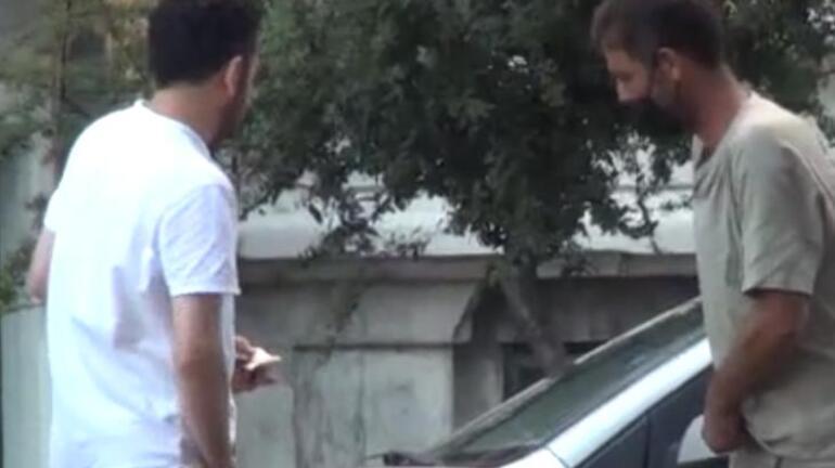 Taksimdeki değnekçi dehşetinin ardından şok eden görüntü Yine iş başındalar