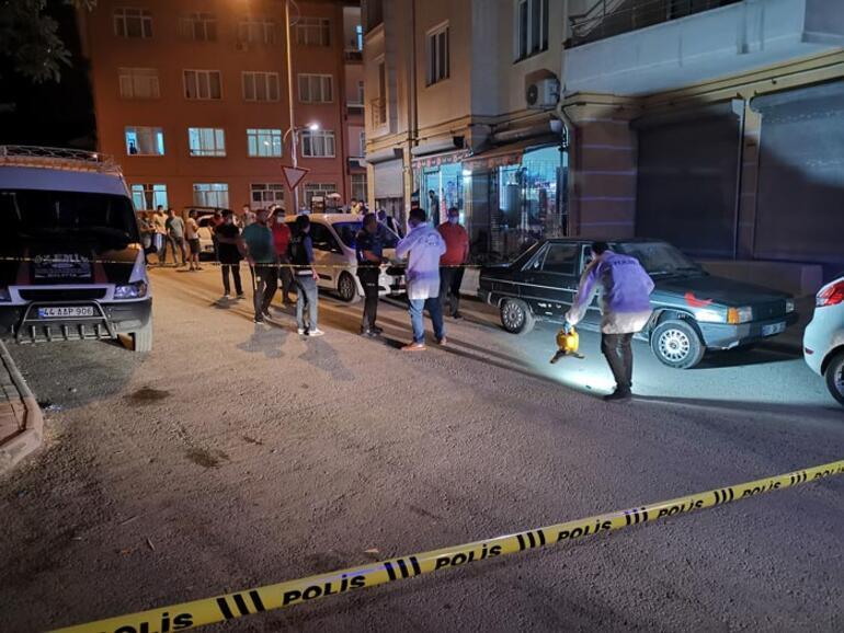 Malatyada silahlı saldırıya uğrayan kişi yaralandı