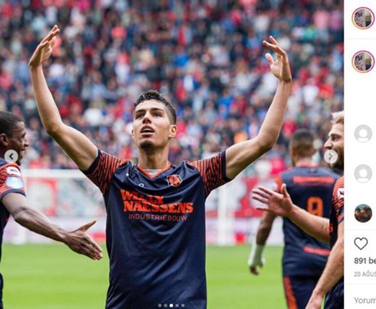 Transfer haberi | Anas Tahiri, Beşiktaşın teklifini açıkladı