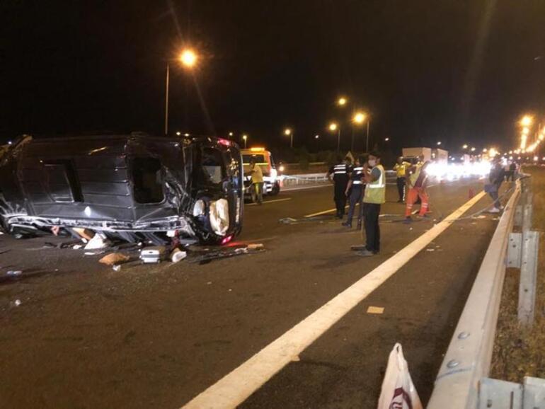 Aynı yerde ikinci kaza: 12 kişi yaralandı