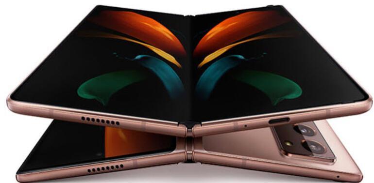 Herkes heyecanla bekliyordu Galaxy Note 20 tanıtıldı