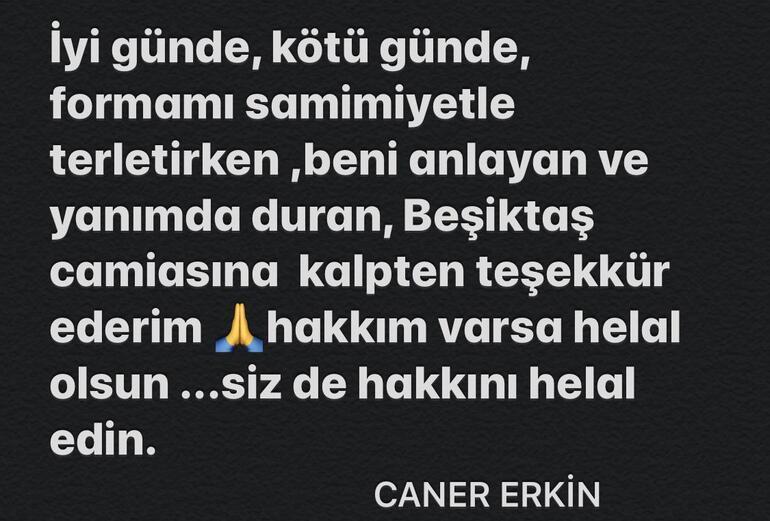Son dakika transfer haberleri | Fenerbahçe, Caner Erkini resmen açıkladı