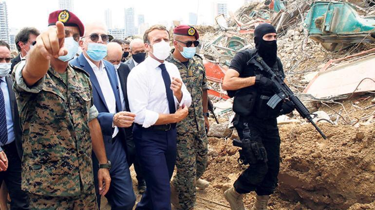 Lübnan sorumluları arıyor...