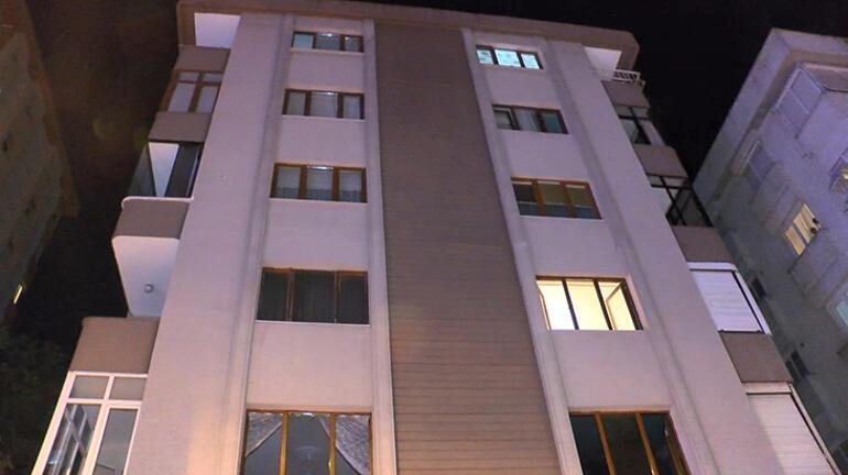 Ataşehirde yangın 12 kişi hastaneye kaldırıldı