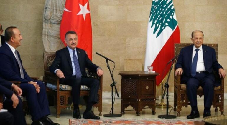 Son dakika... Lübnana yardım eli Türkiye açık çek verdi