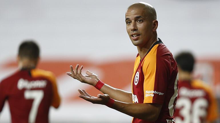 Transfer haberleri | Galatasaraya Feghouli piyangosu