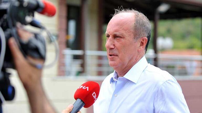 Son dakika... Muharrem İnce CNN Türke konuştu, tarih verdi