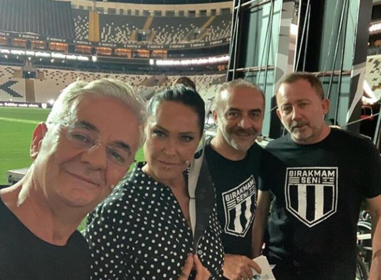 Beşiktaşa destek gecesinde 80 milyon TLyi aşan bağış