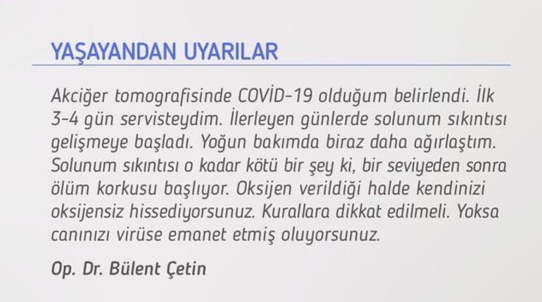 Son dakika Sağlık Bakanı Fahrettin Kocadan korkutan uyarı: O kadar kötü ki, ölüm korkusu başlıyor