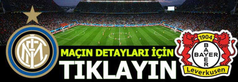Inter - Bayer Leverkusen: 2-1