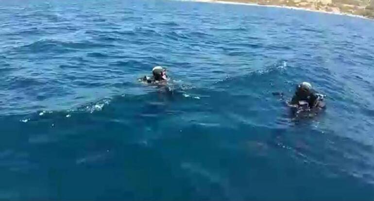 İzmirde tekne faciası Sarptan hala haber yok