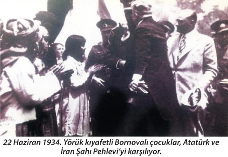 Atatürk, Bornova'ya kaç kez geldi