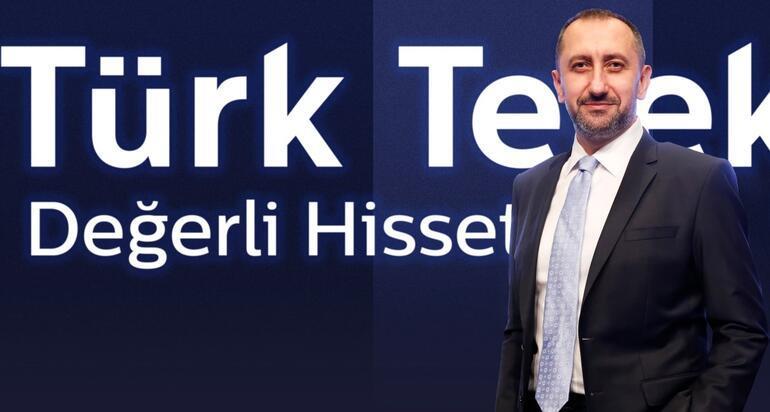 Türk Telekom'da ilk yarı rekoru