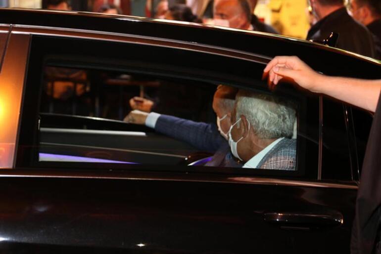 Cumhurbaşkanı Erdoğan, memleketi Güneysuda