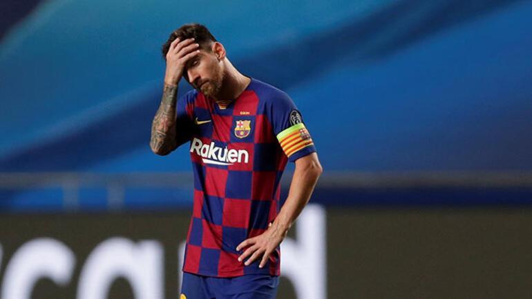 Barcelonada büyük kriz Messi şartlarını iletti...