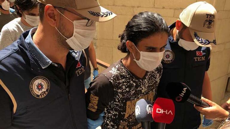 Bursada yakalanan DEAŞlı intihar bombacısının ifadesi ortaya çıktı