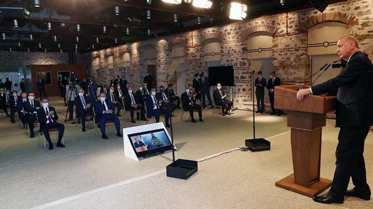 Son dakika haberleri... Cumhurbaşkanı Erdoğan müjdeyi açıkladı 320 milyar metroküp doğal gaz...
