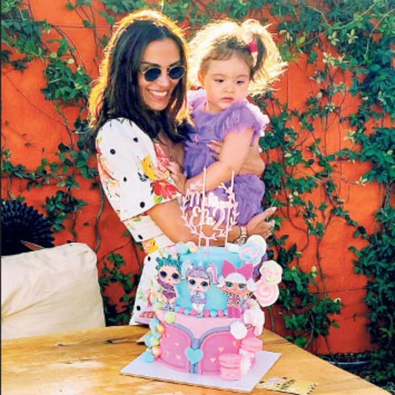 Mihran Ela  iki yaşında