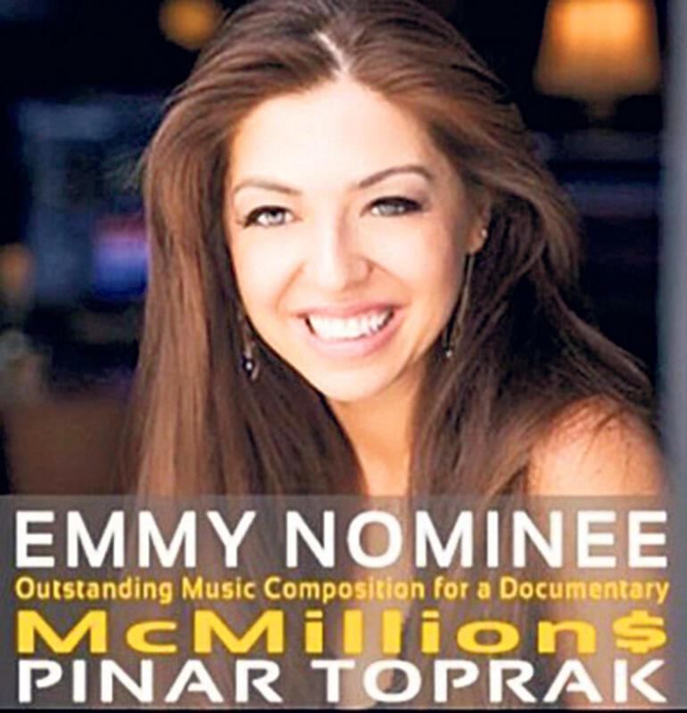 Emmy 2020'ye aday Türk kadın besteci
